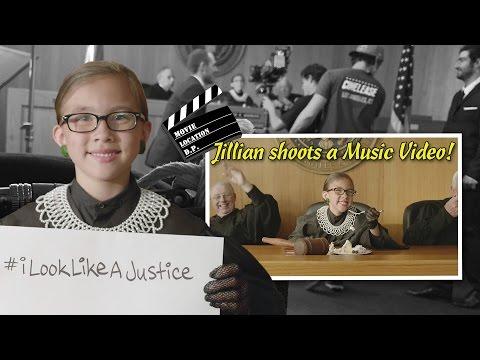 Jillian's in a MUSIC VIDEO!!! Goldieblox's FAST-FORWARD GIRLS!