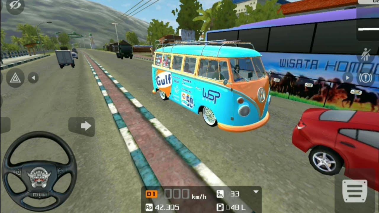 950 Koleksi Mod Mobil Vw Bussid Terbaik