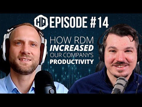 How RDM Increased an MSP's Productivity (Interview with the CEO of Patron-IT) - HQ #014