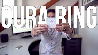 Oura ring - Jak hacknout spánek a zdraví pomocí prstenu [4K]