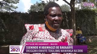 Okuggwa kwaffe tekulimu mawanga nadiini - Sseninde