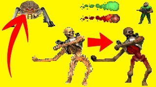 Interesting Findings About Doom's Monster Sprites