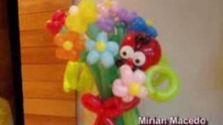 Arte em Balões - Mirian Macedo