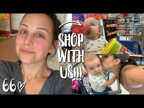 WALMART SHOP WITH ME.. IN CANADA! // WEEKLY 66