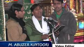 Anjuman Gulzar-e-Husaini | Shab-e-Bimar-e-Karbala-1433 | Anjuman Asgharia Qadeem Amhat Sultanpur