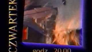 """Polonia 1 - zwiastun filmu """"Szczęki II"""" + jingiel (1994 r.)"""