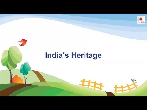 India's Heritage | Historical Monuments Of India | Periwinkle