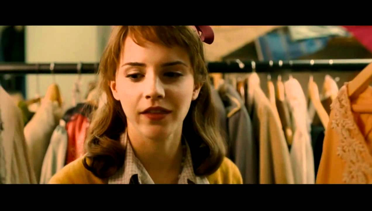 Emma Watson 'My Week With Marilyn' Colin Asking Lucy Out ...