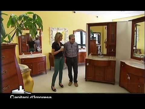Linea di mobili classici mobili bagno piesse youtube - Mobili bagno classici economici ...