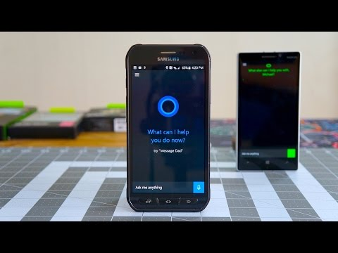 Cortana on Android: Hands-On | Pocketnow