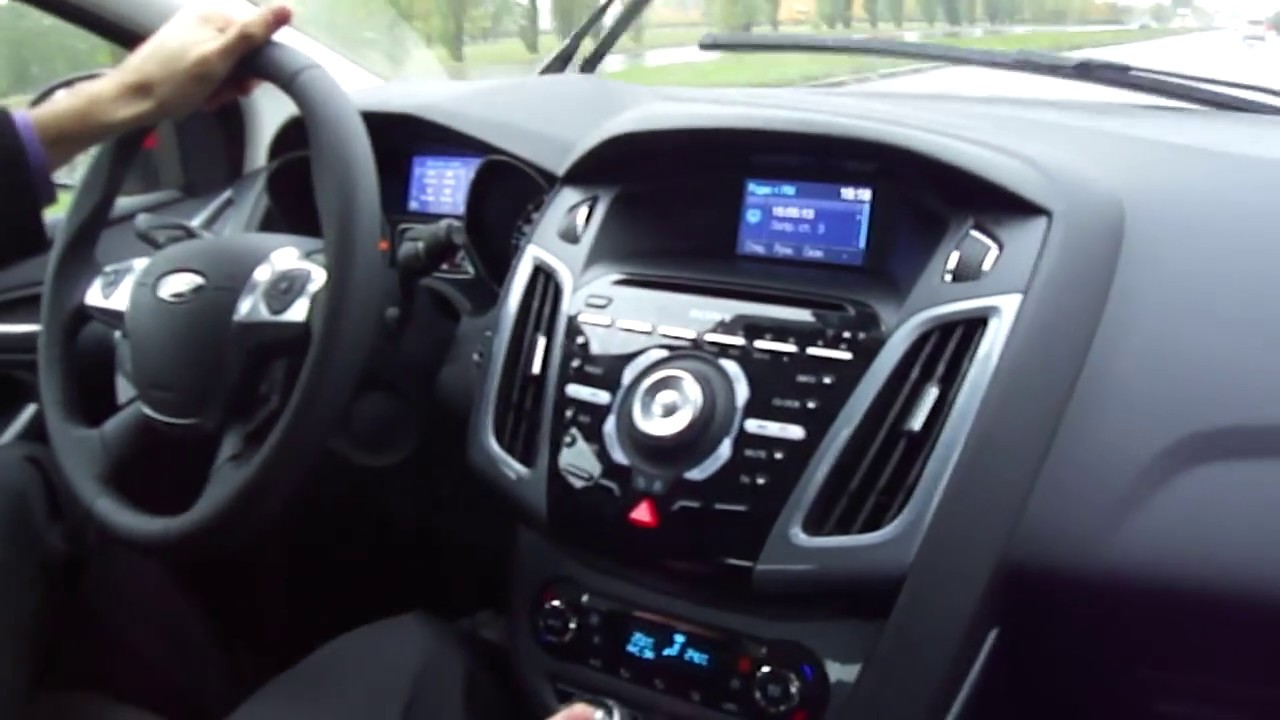 2011 Ford Focus 3 Test Drive Youtube