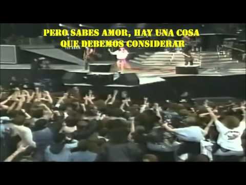 Guns N Roses – Patience (Use Your Illusion Tour) (Sub.Español)