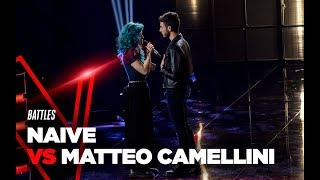 "Matteo e Naïve  ""Blood Of Eden"" - Battles - TVOI 2019"