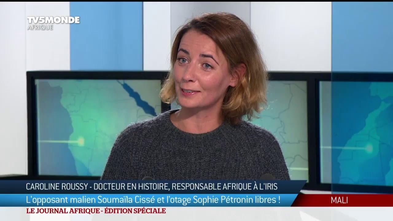 Le Journal Afrique du jeudi 08 octobre 2020 SUR TV5MONDE