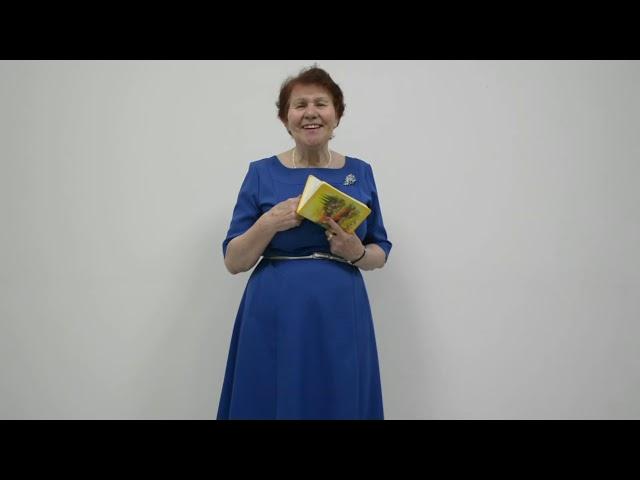 Изображение предпросмотра прочтения – НинаШевченко читает произведение «Смятение» А.А.Ахматовой