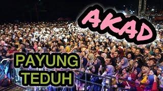 AKAD (Live HD Jember) SERU BANGET! - Payung Teduh