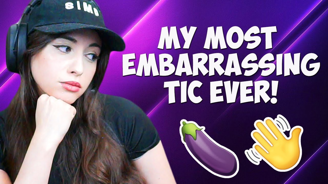 My Most Embarrassing Tourettes Tic Ever   Sweet Anita Story Time Feat.CodeMiko