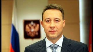 Новогоднее поздравление полпреда Президента в УрФО Игоря Холманских
