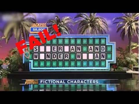 Game Show Fails: Dumbest moments on classic TV Game Shows - YouTube
