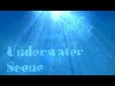 Create an Underwater Scene with Volumetric Lighting in Blender!