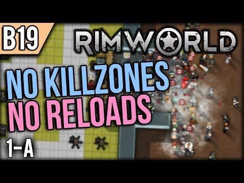 Merciless Daily Drama | Let's Play RimWorld Gameplay Beta 19 Ep 1 (No Mods)