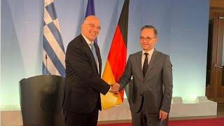 Migration: Maas sichert Griechenland Unterstützung zu