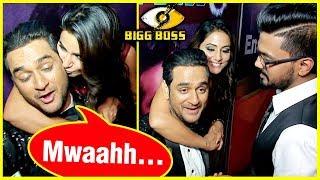 Hina Khan KISS Vikas Gupta At Bigg Boss 11 FINALE