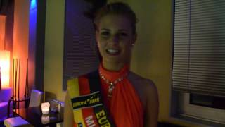 Miss Germany 2013 (Shoutout for Sabi MC)
