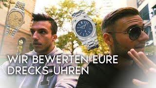 Wir bewerten eure Drecks-Uhren | inscopelifestyle