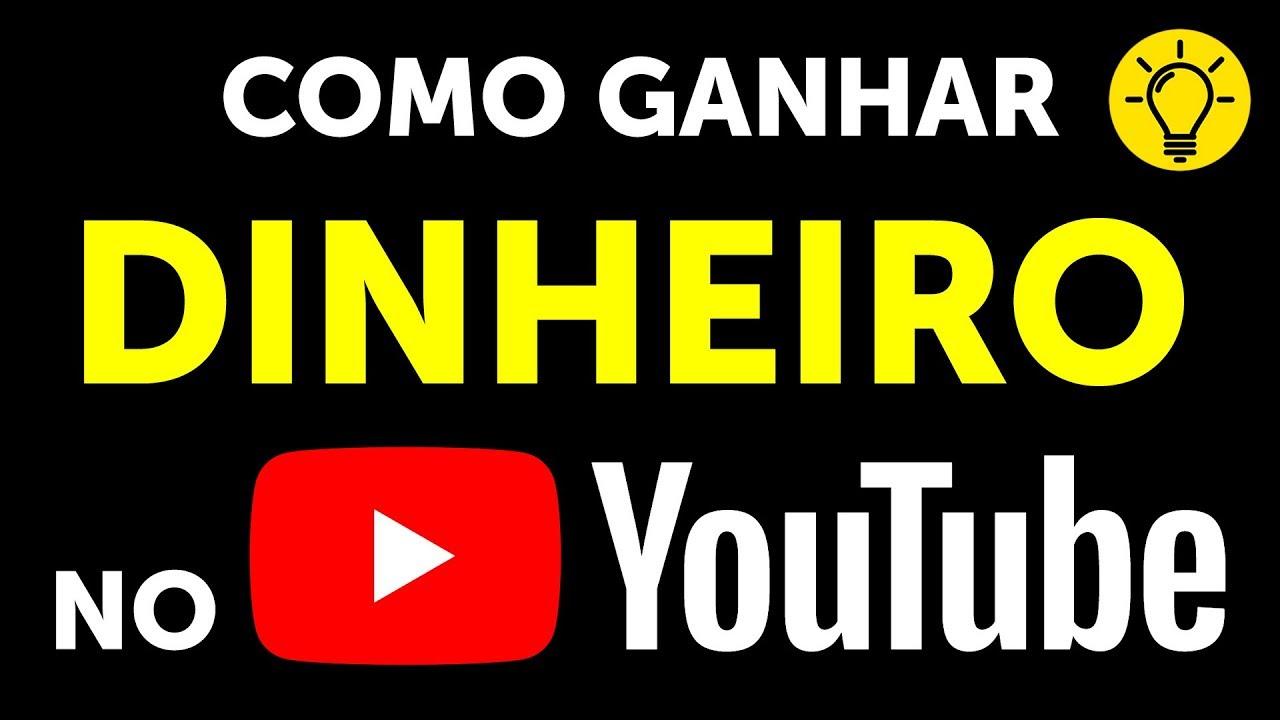 Como Ganhar Dinheiro No YouTube: Dicas Para Quem Está Começando