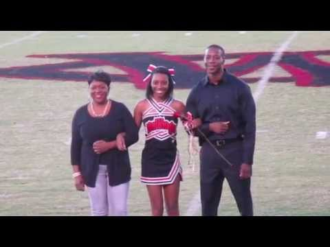 Wheeler County High School Senior Night 2014