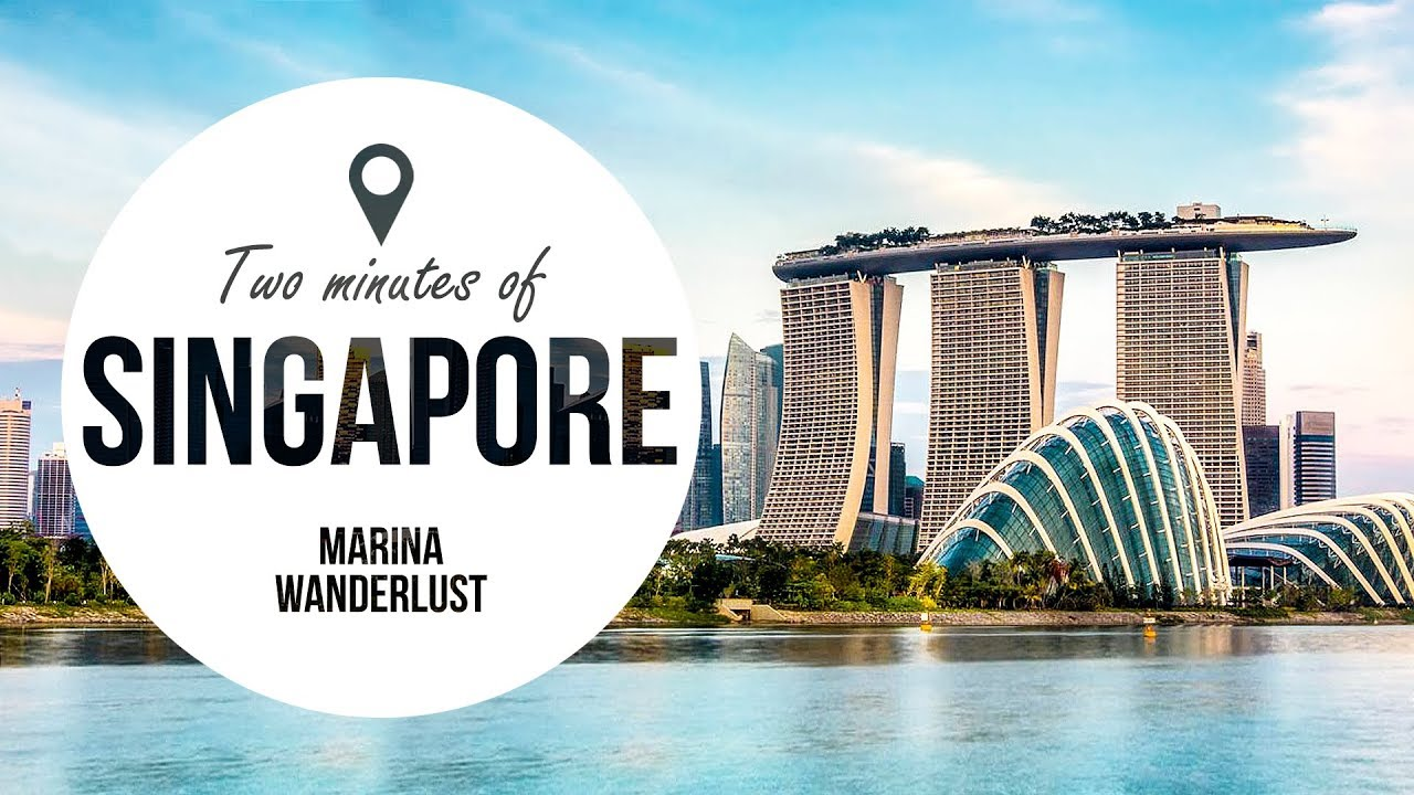 Singapore Travel Guide + Attractions Map - YouTube