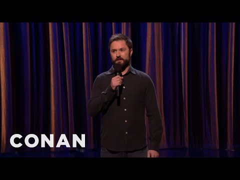 Adam Cayton-Holland Stand-Up 02/09/16 - CONAN on TBS ...