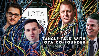 Talking All Things IOTA With Co-Founder Dominik Schiener