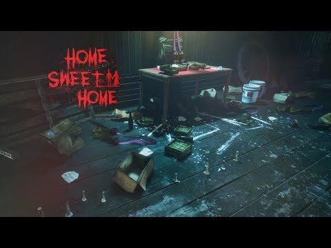 HOME SWEET HOME - ОСОБНЯК, ПОЛНЫЙ КОШМАРОВ