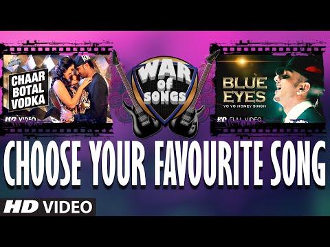 War Of Songs - Chaar Botal Vodka OR Blue Eyes | Vote Now
