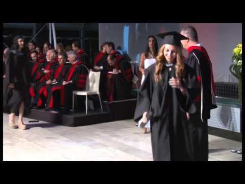 Graduation Ceremony 25th June 2015