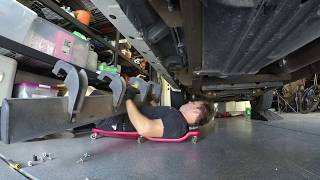How to Remove Your Running Boards!