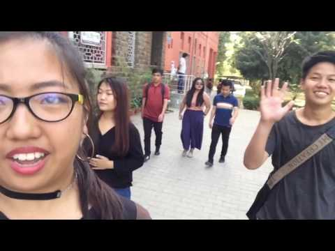 Zokim's 35th Vlog- Tonmoyee's Birthday and Northeast Fest at Hindu College
