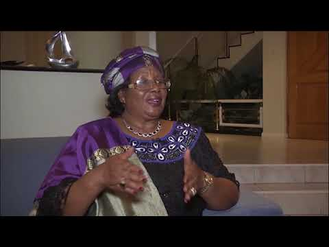 Malawi Ex-President Joyce Banda opens up on plans to return home after 4 years in exile