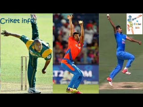 Cricket History- Top 10 Weird Bowling Actions In Cricket 2016