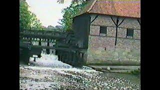 Touring Old Water Mills