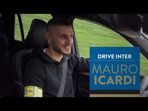 Drive Inter | Mauro Icardi 🚘⚫️🔵