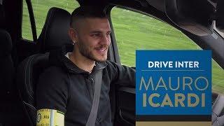 MAURO ICARDI | Drive Inter 🚘⚫️🔵