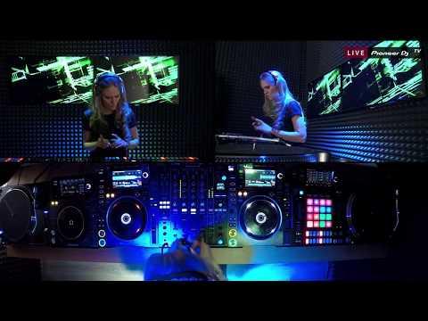Katusha Svoboda  g house  @ Pioneer DJ TV  Moscow