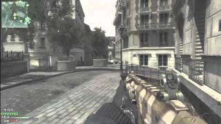 Call of Duty MW3: 66-0 MOAB Flawless Kill Confirmed