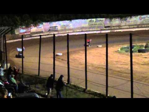 9-13-2014 Gator Motorplex Heat Race 600's A Class
