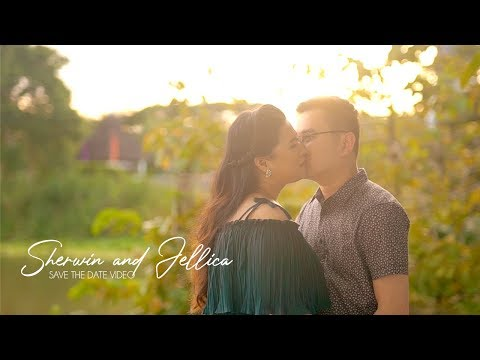 Sherwin And Jellica | Save The Date Video By Nice Print Photography
