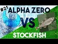 Another Berlin!! Pushing That H Pawn   Deep Mind's Alpha Zero Vs Stockfish 8  Chess AI Analysis