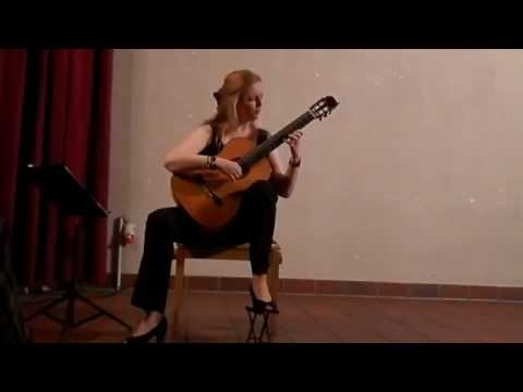 Heike Matthiesen: Introduction and variations op.9 by Fernando Sor